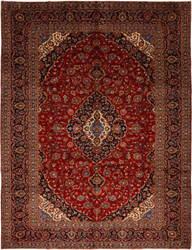 Solo Rugs Kashan M6085-22050  Area Rug