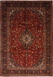 Solo Rugs Kashan M6085-22065  Area Rug