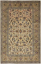 Solo Rugs Kashan M6085-22076  Area Rug