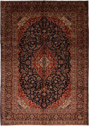 Solo Rugs Kashan M6085-22077  Area Rug