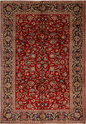 Solo Rugs Kashan M6085-22087  Area Rug