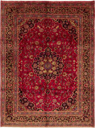 Solo Rugs Kashmar M6085-22113  Area Rug