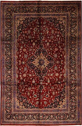Solo Rugs Kashmar M6085-22121  Area Rug