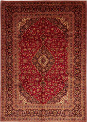 Solo Rugs Kashan M6085-22133  Area Rug