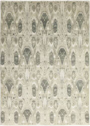 Solo Rugs Ikat M6377-45  Area Rug