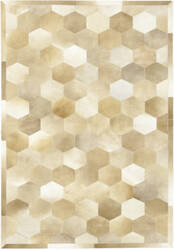 Solo Rugs Cowhide M6738-49  Area Rug