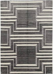 Solo Rugs Modern M6816-36  Area Rug