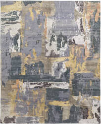 Solo Rugs Modern M7074-8  Area Rug