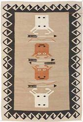 Southwest Looms Dreamcatcher Cattle Call N-11B Area Rug