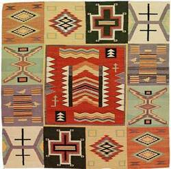 Southwest Looms Dreamcatcher N-4A Germantown Area Rug