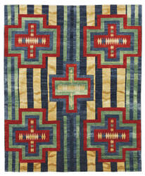 Southwest Looms Pendleton Reserve Chief Blanket Sw-5a Area Rug