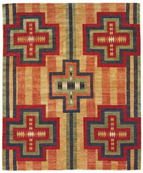 Southwest Looms Pendleton Reserve Chief Blanket Sw-5b Area Rug
