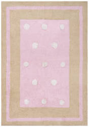 St. Croix Carousel Cc20 Pink Area Rug