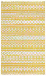 St. Croix Complex Cfw51 Yellow Area Rug