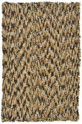 St. Croix Shagadelic Chs31 Brown Area Rug