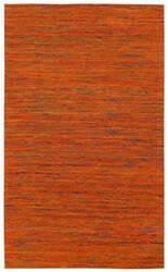 St. Croix Sari Silk Cst03 Orange Area Rug