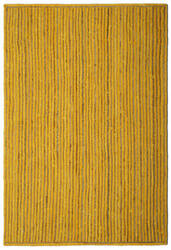 St. Croix Earth First Hc02 Yellow Area Rug