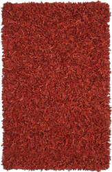 St. Croix Pelle Ld04 Red Area Rug