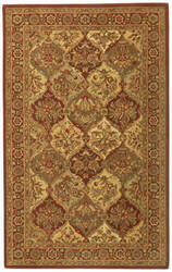 St. Croix Traditions Pt30 Brick Red Area Rug
