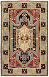 St. Croix Traditions Pt67 Navy Area Rug