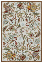 St. Croix Traditions Pt78 Brown Area Rug