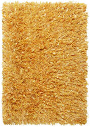 St. Croix Shimmer Shag Ss03 Yellow Area Rug