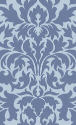 Surya Abigail ABI-9005 Violet (purple) / Blue Area Rug