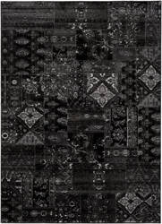 Surya Amadeo Ado-1000 Black Area Rug