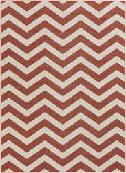Surya Alfresco ALF-9647 Ivory / Red Area Rug