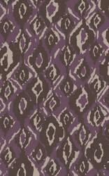 Surya Alameda AMD-1064 Taupe / Violet (purple) Area Rug