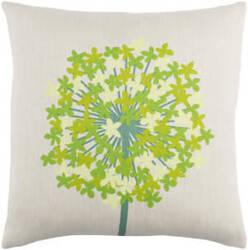 Surya Agapanthus Pillow Ap-003