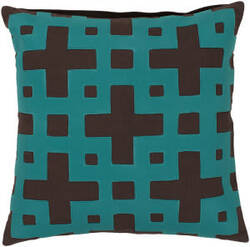 Surya Layered Blocks Pillow Ar-083