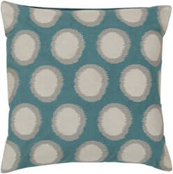 Surya Ikat Dots Pillow Ar-095
