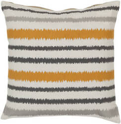 Surya Ikat Stripe Pillow Ar-103