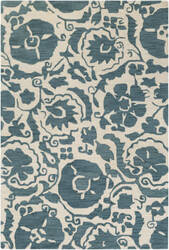 Surya Armelle Arm-1014 Teal Area Rug