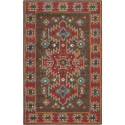 Custom Surya Arizona ARZ-1004 Coffee Bean Area Rug