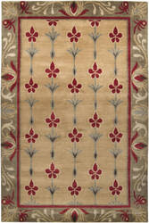 Surya Arts and Crafts ATC-1002 Taupe Area Rug
