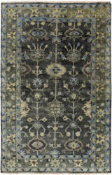 Surya Antique Atq-1008 Charcoal Area Rug