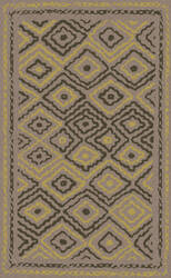 Surya Atlas ATS-1012 Chocolate / Gray Area Rug