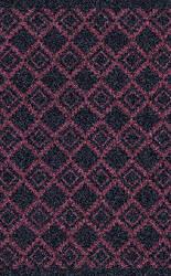 Surya Aztec AZT-3010 Violet (purple) / Blue Area Rug