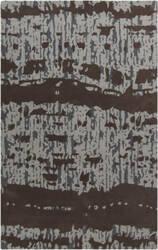 Surya Bali BAL-1922 Black / Moss Area Rug