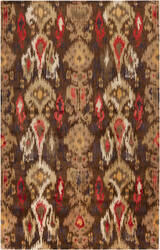 Surya Banshee Ban-3321 Orange-Red Area Rug