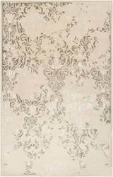 Surya Banshee Ban-3331 Antique White Area Rug