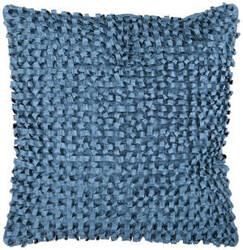 Surya Andrew Pillow Bb-038 Blue