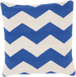 Surya Bold Geo Pillow Bd-003 Blue