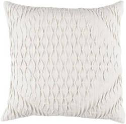 Surya Baker Pillow Bk-005 Light Grey