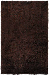 Surya Boulevard BLV-8000 Chocolate black Area Rug