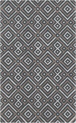 Surya Brentwood BNT-7698 Charcoal Area Rug