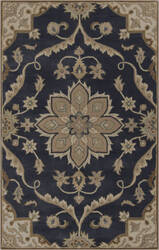 Surya Caesar CAE-1113 Midnight Blue Area Rug