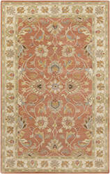 Custom Surya Caesar CAE-1124 Red Clay Area Rug